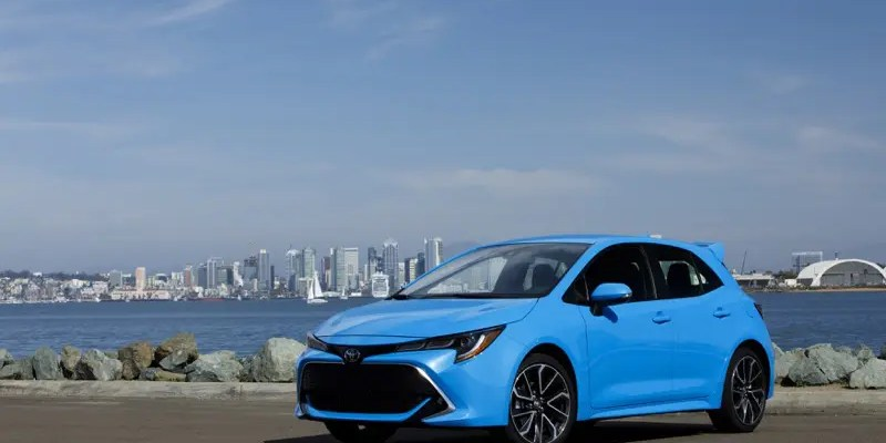 2019 Corolla Hatchback.  Hot Hatch or Haute Hatch?  Both!