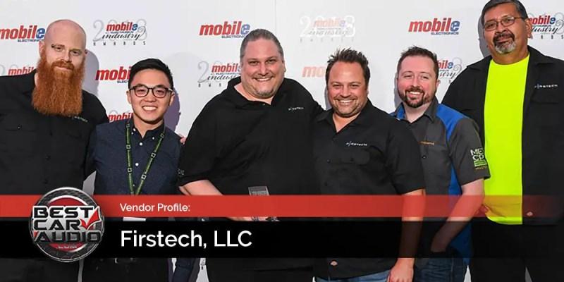 Mobile Enhancement Vendor Profile: Firstech LLC.
