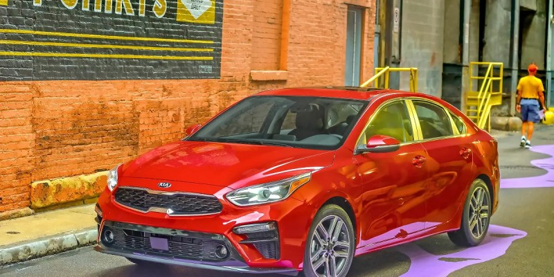 2019 Kia Forte EX Launch Edition. High Content is its Forte!