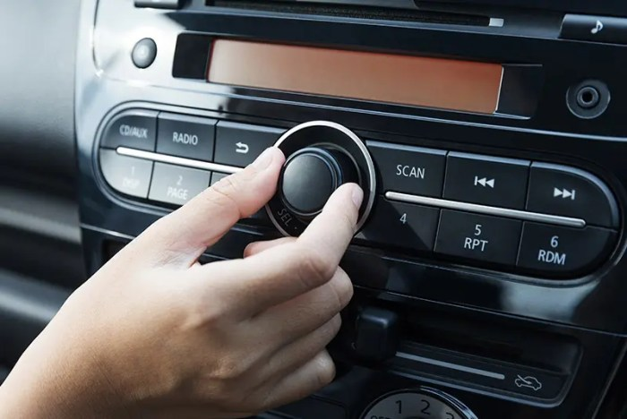 Radio Volume