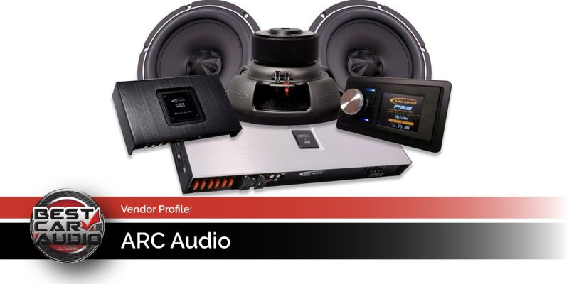 Mobile Enhancement Vendor Profile: ARC Audio