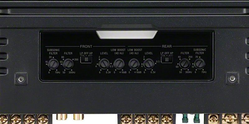 How Does a Car Audio Amplifier Work? – The Input Stage