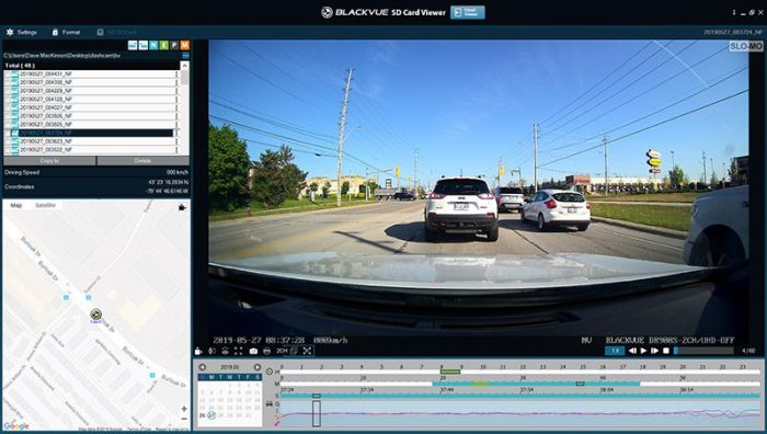 Dashcam Features