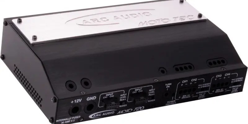 ARC Audio Introduces New Moto 720 Amplifier in Area 51 Related Marketing Effort