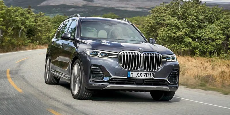 2019 BMW X7 xDrive40i. Seventh Heaven?