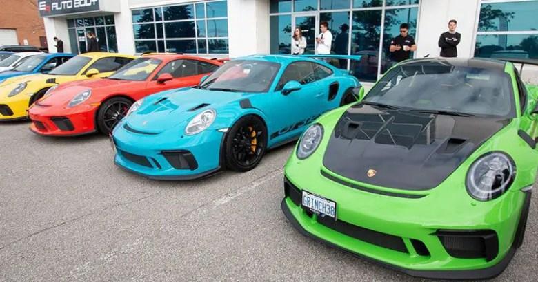 Porsche Upgrades