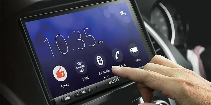 Product Spotlight: Sony XAV-AX7000