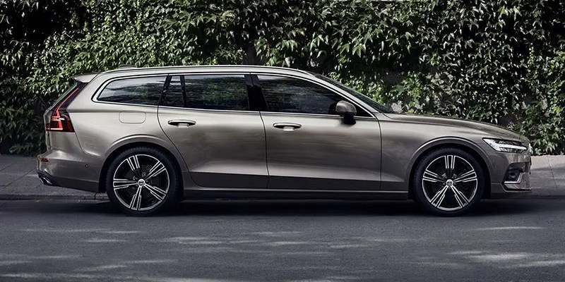 2020 Volvo V60 T6 AWD Inscription. Wagons Ho!