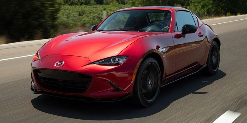 2020 Mazda MX-5 RF. Adding Practicality to the Miata!
