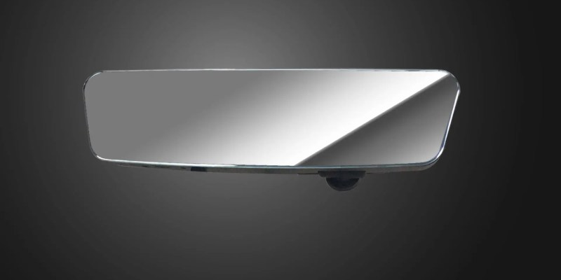 Rydeen to Showcase Tombo360 Rear View Mirror/DVR with Video Surveillance
