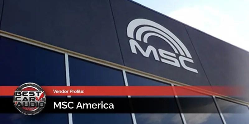 Mobile Enhancement Vendor Profile: MSC America