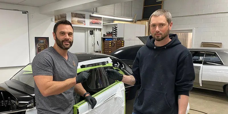 JK Automotive Designs Spearheads COVID-19 Face Shield Production
