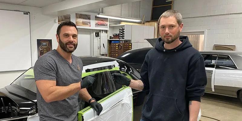 JK Automotive Designs Spearheads COVID-19 Face Shield Production