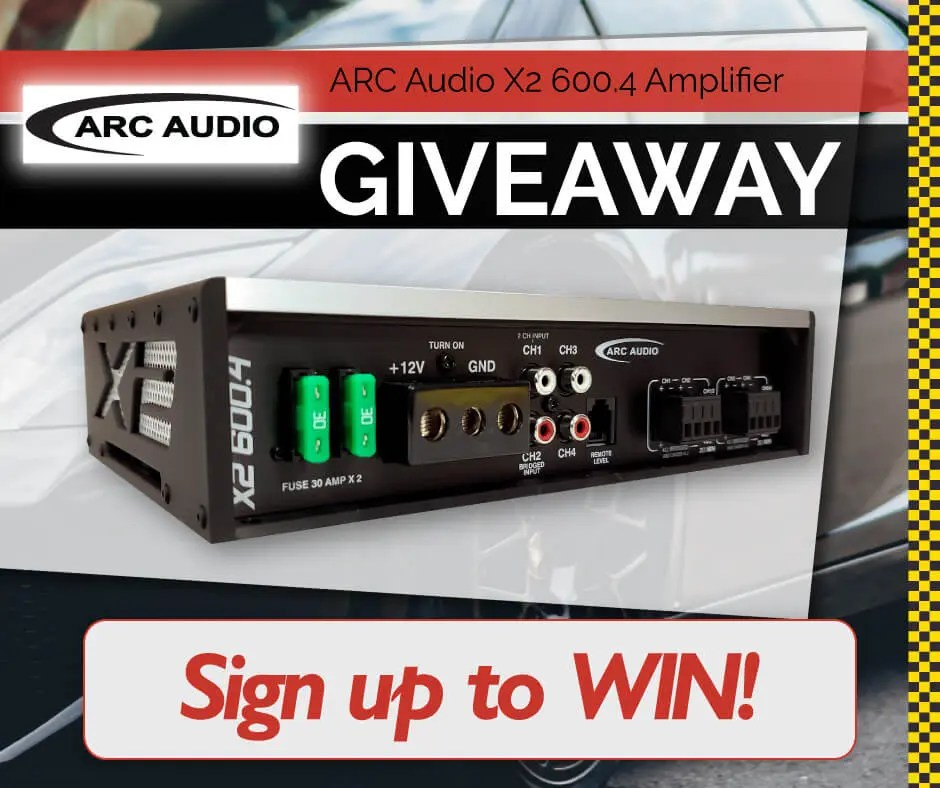 Arc Audio Giveaway