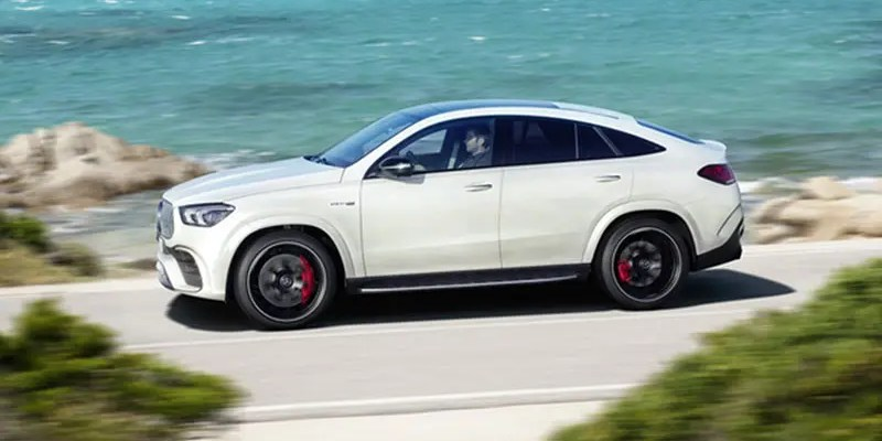2021 Mercedes AMG GLE 53 Coupe. Lord Vader, Your SUV has Arrived!