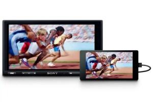 Sony XAV-AX5500