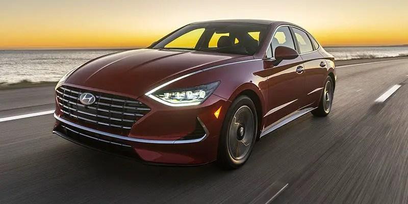 2021 Hyundai Sonata Hybrid. Hate Going to the Pump?