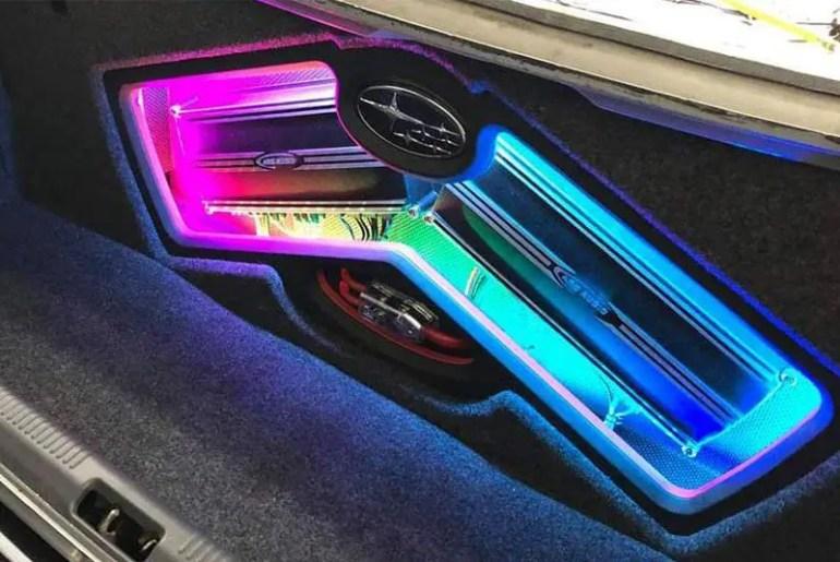 Car Audio Budget