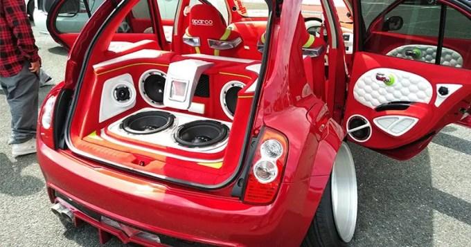 Car Audio Equipment
