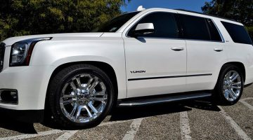 Tahoe and Yukon Upgrades