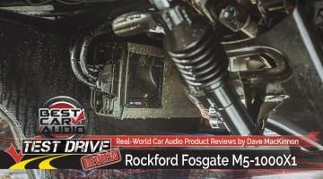 Rockford M5-1000X1