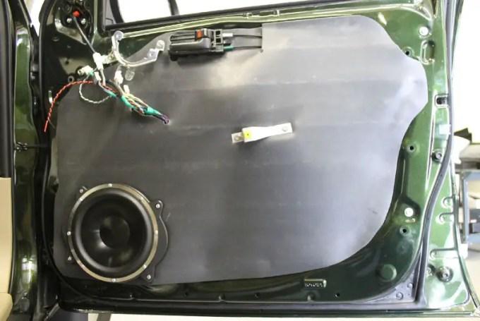 Car Audio Deadening