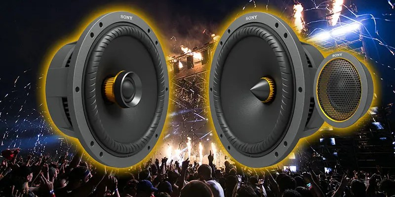 Product Spotlight: Sony Mobile ES XS-160ES and XS-162ES Speakers