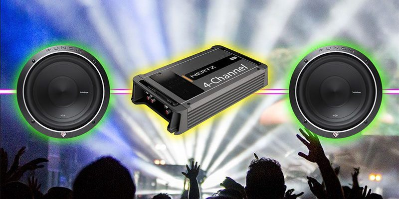 Let's Talk About Bridging Multi-Channel Car Audio Amplifiers on Subs