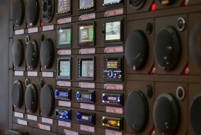 Professional Car Audio