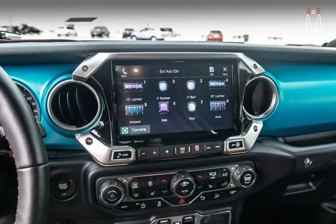 Jeep Stereo