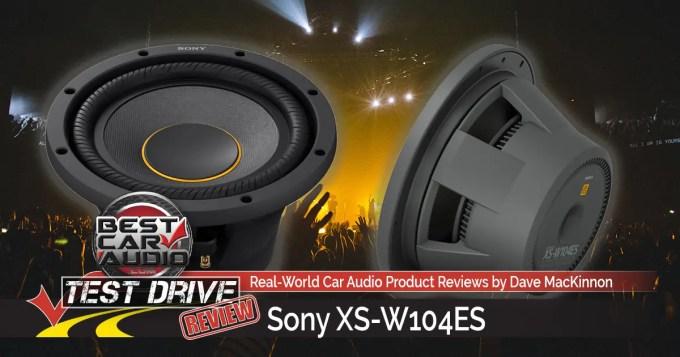 Sony ES Subwoofer