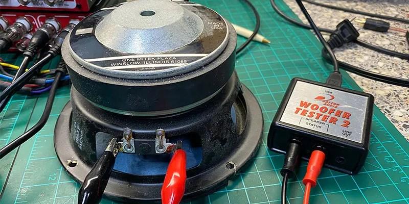 Car Audio Speakers Aren't Resistors