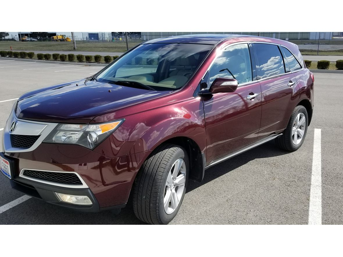 2010 Acura Mdx For Sale By Owner In Columbus Oh 43219