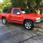 2002 Chevrolet Silverado 1500 Sale By Owner In Salem Or 97301