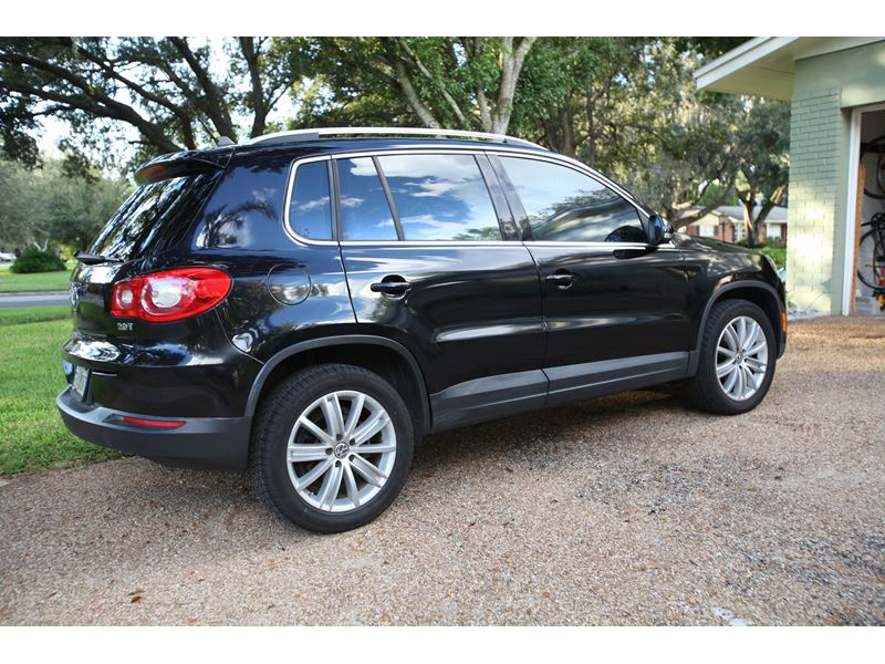 2010 Volkswagen Tiguan For Sale By Owner In Tampa Fl 33694