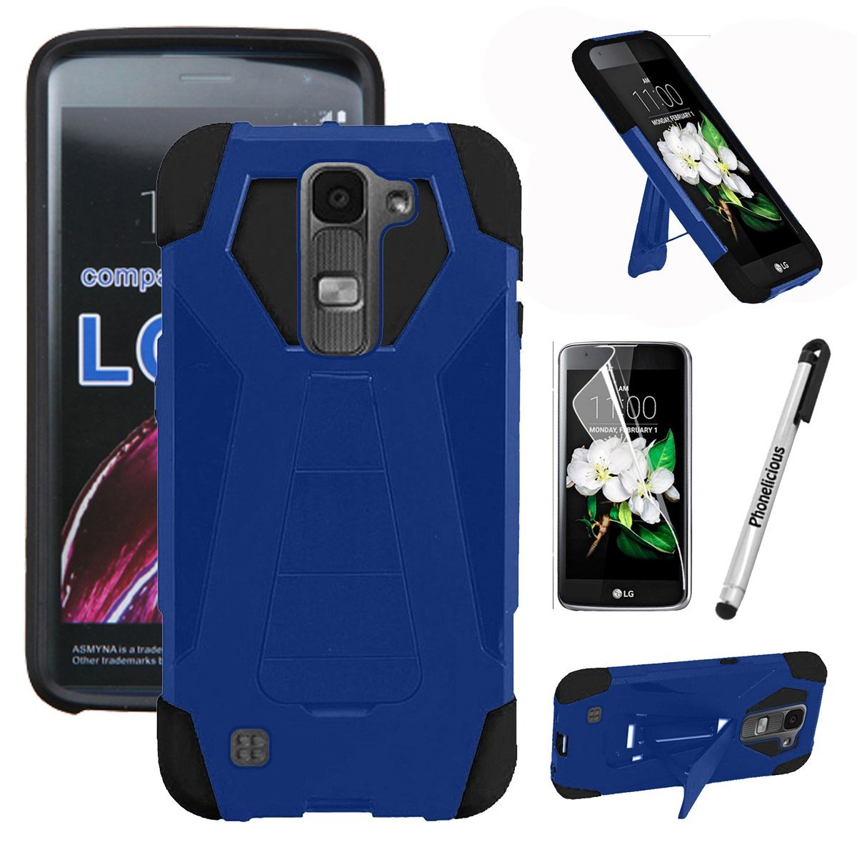 Lg Optimus Zone Cases 3