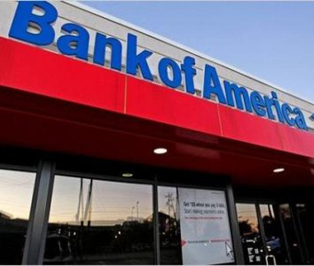 Wsj Article Mistakenly Celebrates Bank Of Americas Low Interest Rate