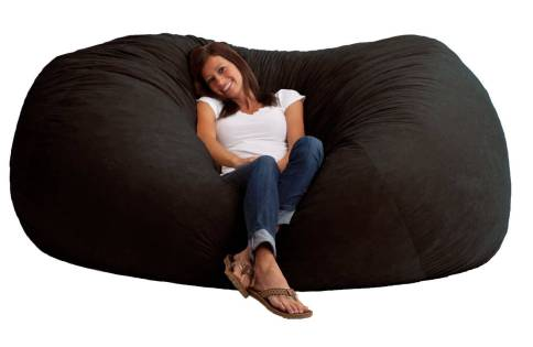 Comfort Research 7-Feet XXL Fuf in Comfort Suede