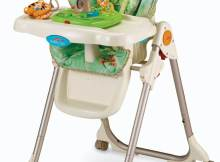Fisher Price Healthy Care- High Chair Review