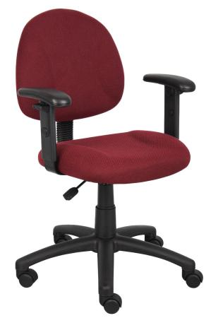 Boss Fabric Deluxe Posture Computer and Task Chair