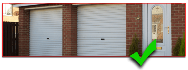 Single Skin Roller Doors