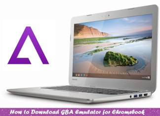 GBA Emulator for Chromebook