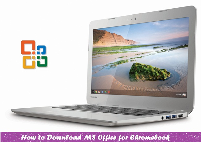 MS Office for Chromebook