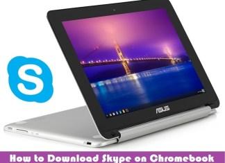 Skype for Chromebook