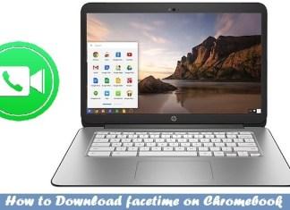 FaceTime for Chromebook