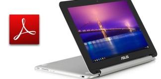 Adobe Acrobat for Chromebook