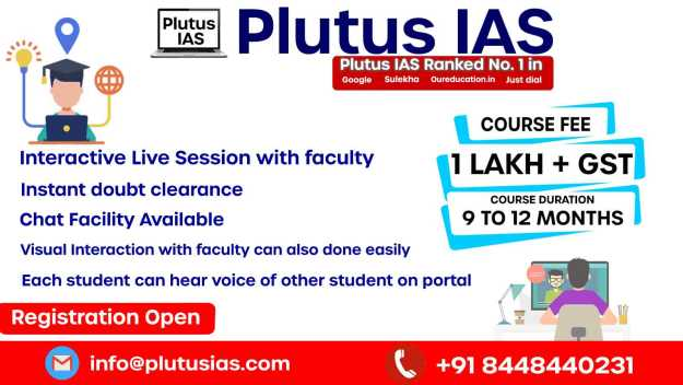 Plutus IAS Best IAS Coaching