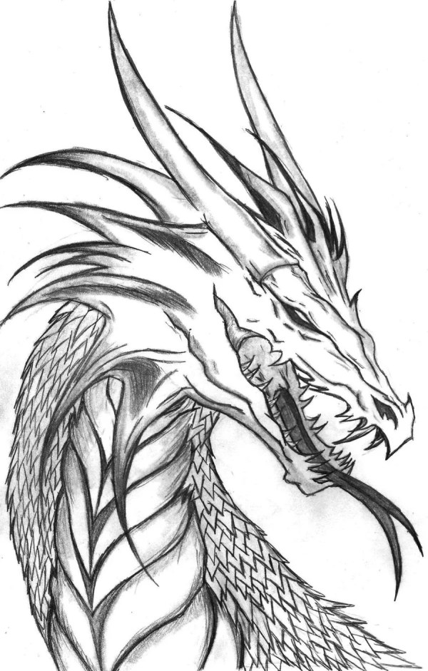 coloring pages dragon # 16