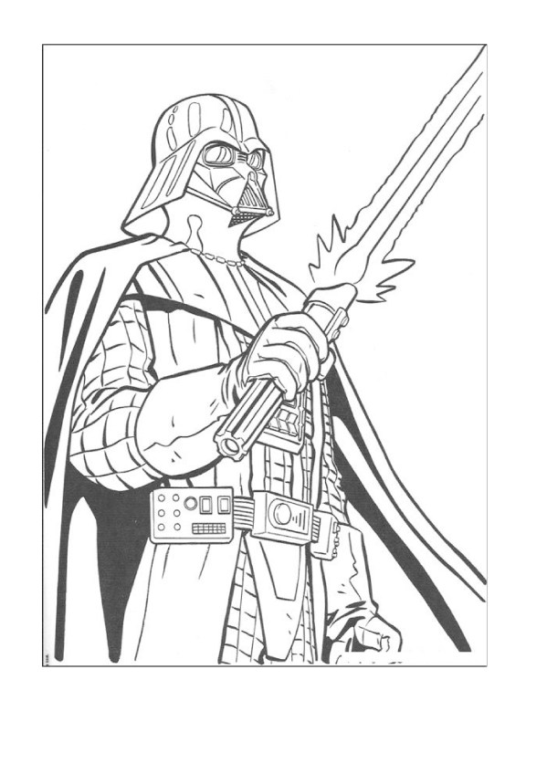 star wars clone wars coloring pages # 10