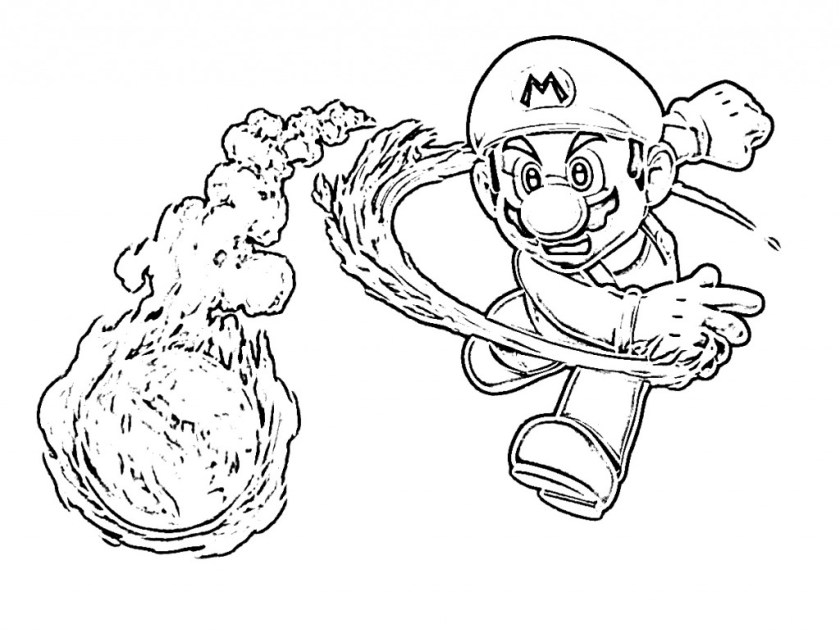 ludwig from mario coloring pages coloring pages